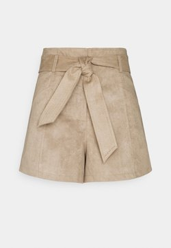 Morgan - SHIKOU - Shorts - beige