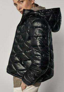 Massimo Dutti - Winterjacke - black