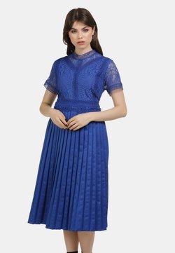 myMo ROCKS - Cocktailkleid/festliches Kleid - blau