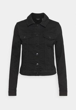 Vero Moda - VMTINE SLIM JACKET - Veste en jean - black denim