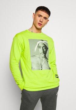 Chi Modu - REALITY - Langarmshirt - neon green