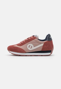 No Name - CITY RUN JOGGER - Sneakers laag - pink/old pink