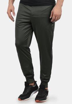 Solid - LEANDRI - Jogginghose - dark grey