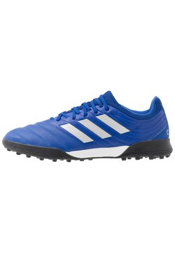 adidas Performance - COPA 20.3 FOOTBALL TURF - Fußballschuh Multinocken - royal blue/silver metallic/core black
