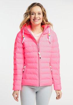 Schmuddelwedda - Winterjacke - neon pink