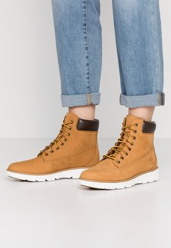 Timberland - KEELEY FIELD 6IN - Bottines à lacets - wheat
