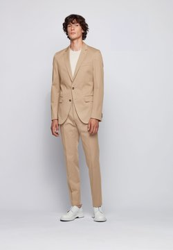 BOSS - HELFORD/GANDER - Anzug - beige