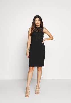 Anna Field Petite - Vestido de cóctel - black