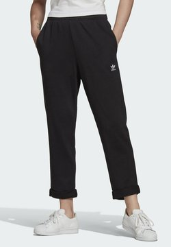 adidas Originals - BF PANTS TREFOIL ESSENTIALS ORIGINALS RELAXED - Jogginghose - black