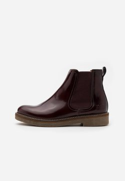 Kickers - OXFORDCHIC - Ankle boots - burgundy