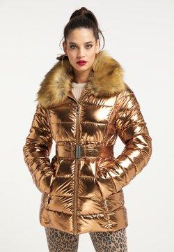 faina - Winterjacke - gold