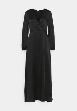 Vila - VIFLOATING - Maxi dress - black