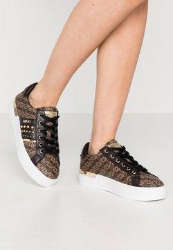Liu Jo Jeans - SILVIA - Sneakers laag - brown