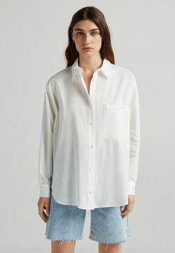 Bershka - Koszula - white