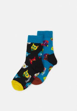 Happy Socks - CAT AND DOG 2 PACK - Calcetines - multicoloured