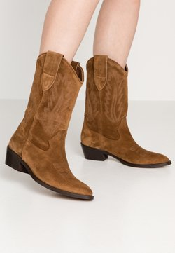 Alpe - ROSE - Cowboy-/Bikerboot - brown