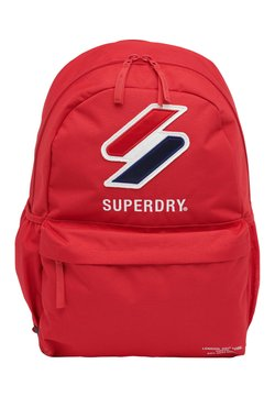 Superdry - MONTANA - Reppu - risk red