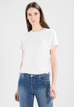 Samsøe Samsøe - SOLLY TEE SOLID - T-Shirt basic - white