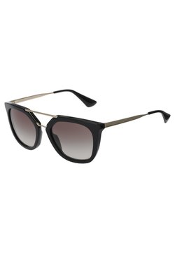 Prada - Lunettes de soleil - black/gold