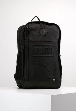 Puma - BACKPACK - Reppu - black