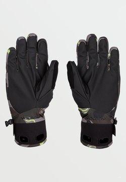 Volcom - GORE-TEX GLOVE - Fingerhandschuh - army