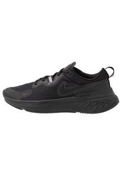 Nike Performance - REACT MILER - Zapatillas de running neutras - black