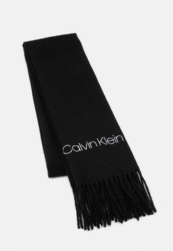 Calvin Klein - SCARF  - Schal - black