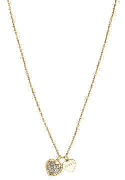 JETTE - Halskette - yellow gold-coloured