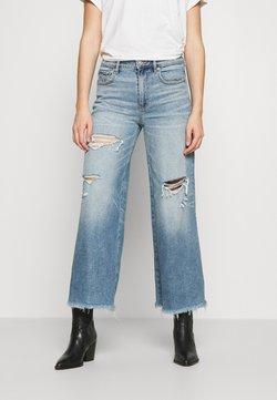 American Eagle - WIDE LEG - Jeans a zampa - starry bright
