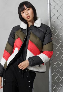 Superdry - Winterjacke - navy colourblock