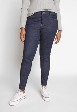 Levi's® Plus - SHPING - Jeans Skinny Fit - deep serenity