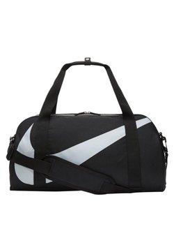 Nike Sportswear - GYM CLUB UNISEX - Sports bag - Black/Wolf Grey