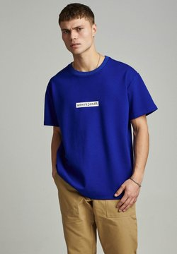 Anerkjendt - T-shirt print - dark sapphire