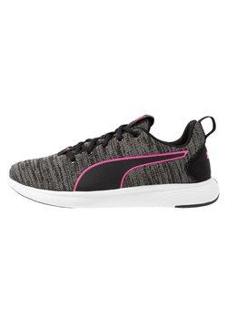 Puma - SOFTRIDE VITAL CLEAN - Zapatillas de running neutras - black/ultra gray/luminous pink
