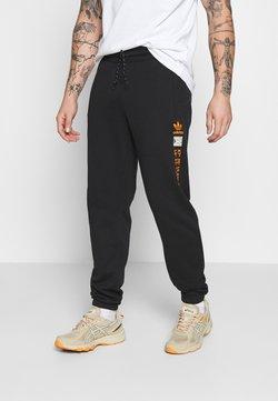 adidas Originals - LOGO - Jogginghose - black