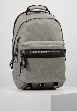 Indispensable - FUSION BACKPACK - Reppu - grey