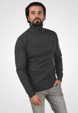 INDICODE JEANS - Strickpullover - charcoal mix