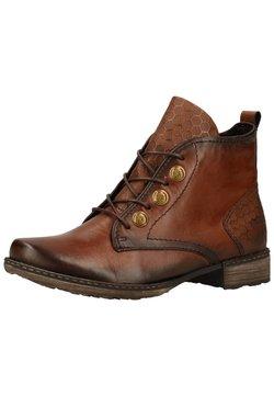Remonte - Ankle Boot - chestnut/chestnut / 22