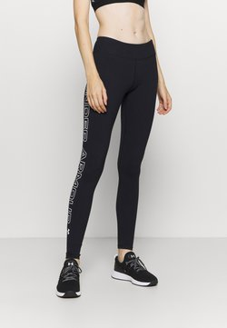 Under Armour - FAVORITE LEGGINGS - Tights - black