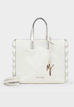 Manila Grace - Shopping bag - bianco