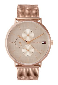 Tommy Hilfiger - JENNA CASUAL - Watch - rosegold-coloured