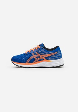 ASICS - GEL-EXCITE 7 - Hardloopschoenen neutraal - blue/shocking orange