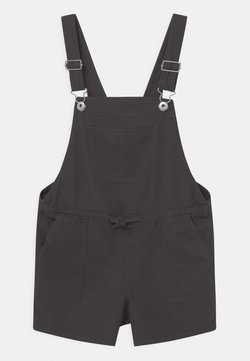Abercrombie & Fitch - Salopette - washed black