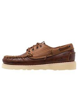 Sebago - SENECA - Chaussures bateau - brown cinnamon