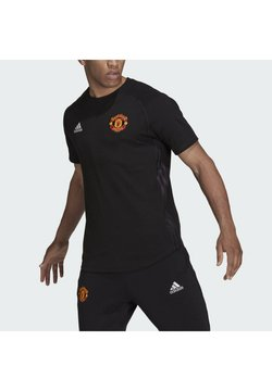 adidas Performance - Funktionsshirt - black