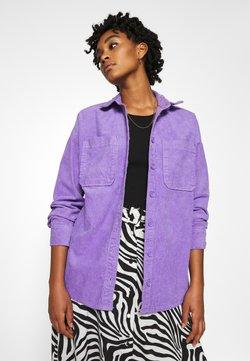 Monki - CONNY LI  - Hemdbluse - lilac purple