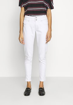 Q/S designed by - Jeansy Slim Fit - white