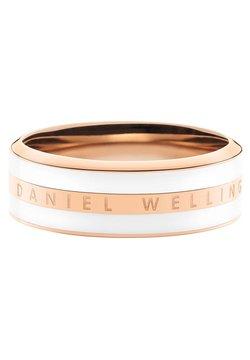 Daniel Wellington - CLASSIC SATIN WHITE - Ring - rose gold
