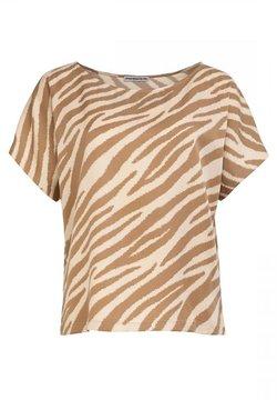 DRYKORN - SOMIA - T-Shirt print - brown