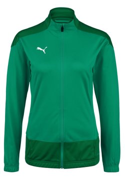 Puma - TEAMGOAL 23 TRAININGSJACKE DAMEN - Laufjacke - pepper green / power green
